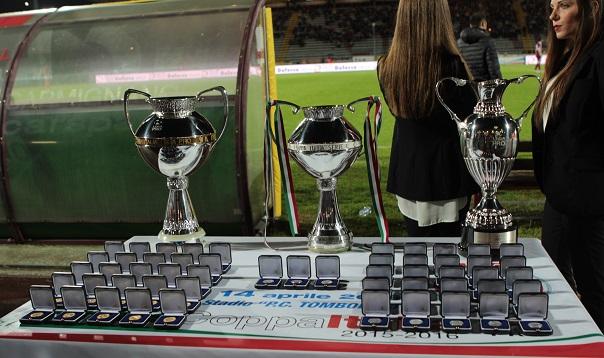 Calendario Coppa Italia Serie C.Coppa Italia Serie C Vicenza Triestina Al Primo Turno E La