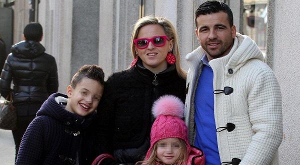 Antonio Di Natale Ilenia Betti.Udinese Ilenia Racconta Il Marito E Padre Di Natale