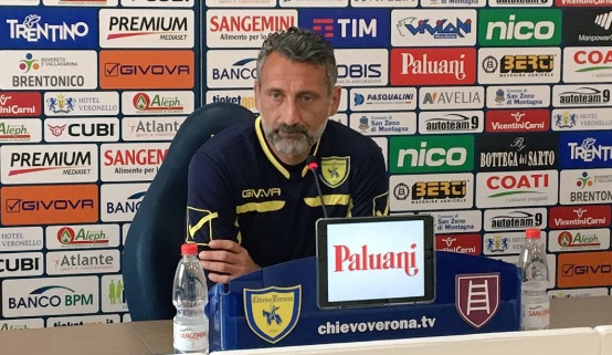 Crotone, Zenga: ''C'è amaro in bocca, ma importante il gol di Tumminello''