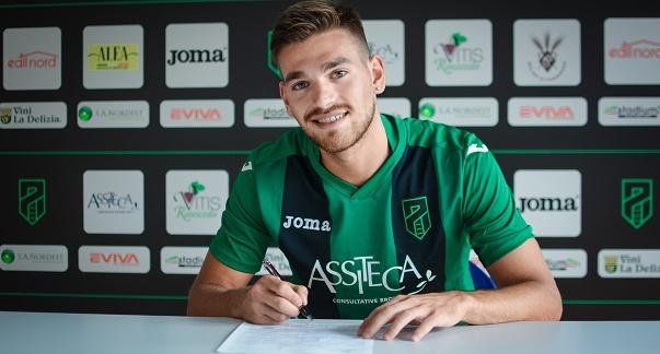 Ufficiale: Benvenuto Leonardo Candellone!  Candellone