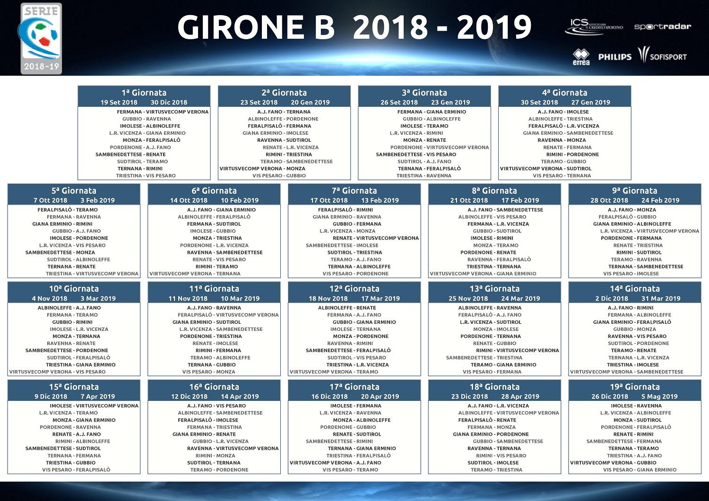 Calendario Completo Serie Il Ecco Le Date Dei Derby