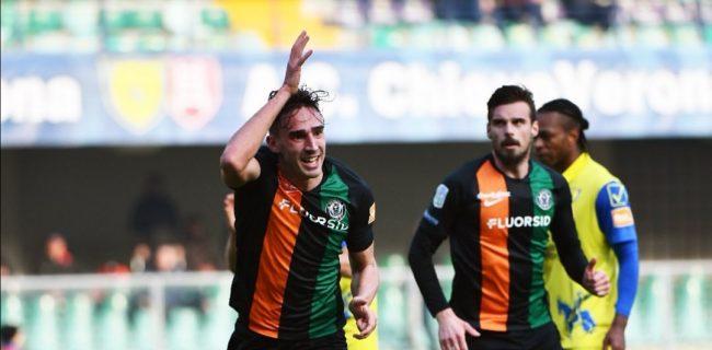 La rete di testa di Capello regala i 3 punti agli ospiti; Chievo-Venezia 0-1.
