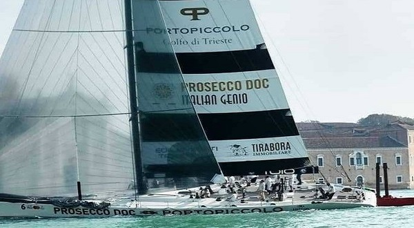 """Udinese; together with Mr. Gotti among the many Barcolana members: """"I prefer to suppose that I'm an entire athlete!"""""""